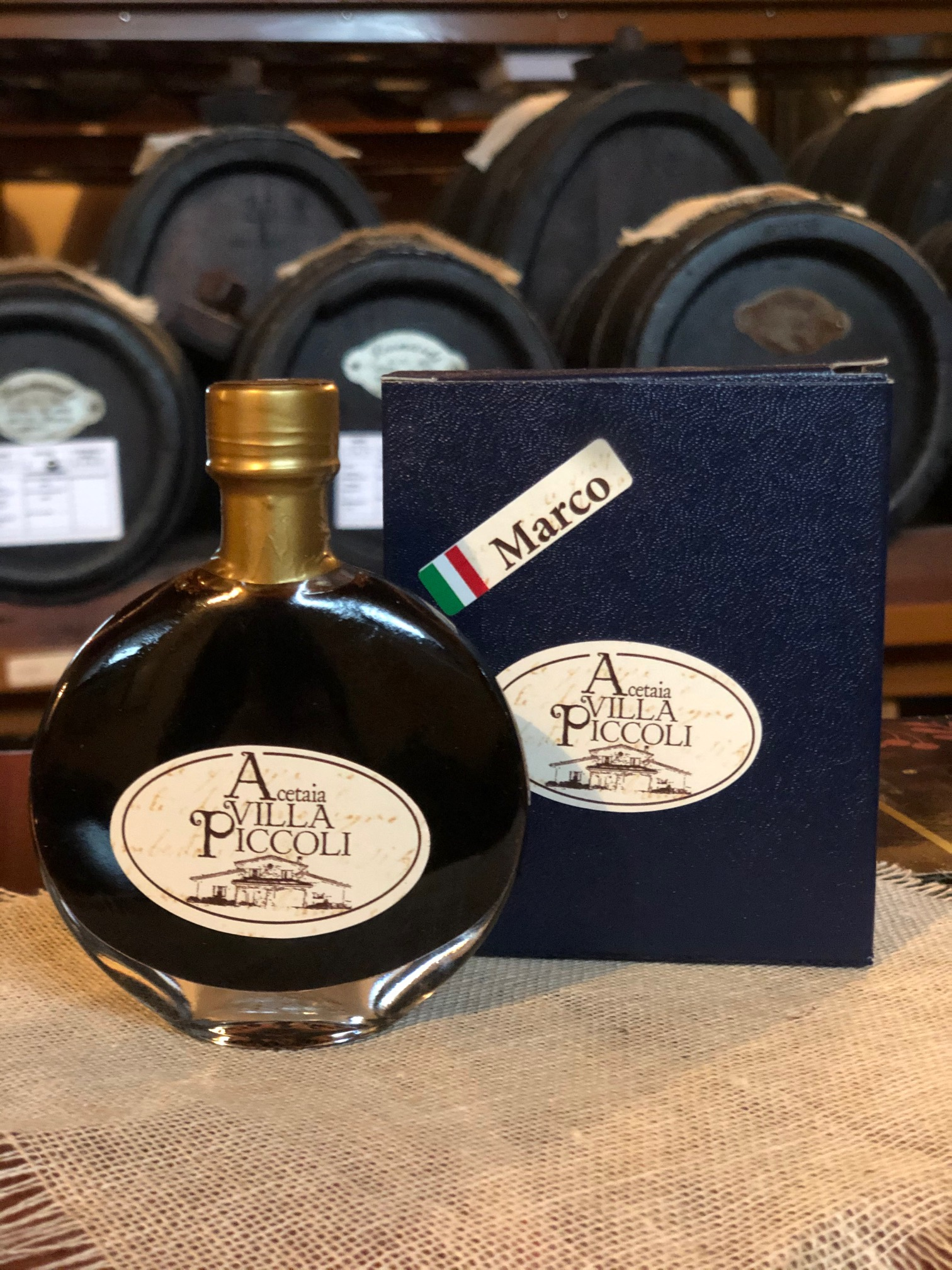 Aceto Balsamico marco 40ml.